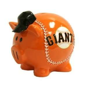 San Francisco Giants Thematic Piggy Bank Toys & Games
