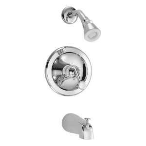 Proflo Single Handle Tub & Shower Faucet: Home Improvement