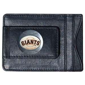 MLB San Francisco Giants Cash and Card Holder