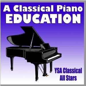 A Classical Piano Education: YSA Classical All Stars