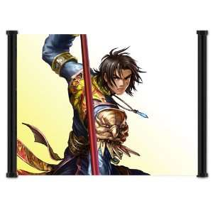 Soul Calibur IV 4 Game Kilik Fabric Wall Scroll Poster (21