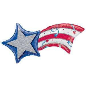 Festive Flag Shooting Star Super Shape Toys & Games
