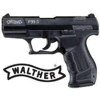 Walther P22 9mm Semi automatic Blank Firing Starter Pistol