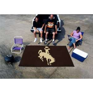 University of Wyoming Cowboy Logo   ULTI MAT  Sports