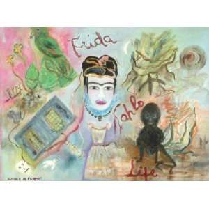 Frida Kahlos Life Home & Kitchen