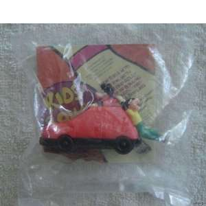 Goofy and Maxs Adventures Runaway Toy Car RED Toys