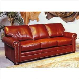 Kathy Ireland Home by Omnia SAV FS Savannah Leather Full