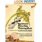 Rackhams Fairy Tale Coloring Book (Dover Classic Stories Coloring