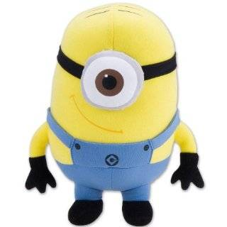 Despicable Me The Movie Stewart Stuart Plush Toy Doll