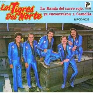 La Banda Del Carro Rojo Los Tigres Del Norte