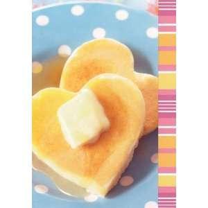 Greeting Cards   LOVE (Pancakes) Hallmark Greeting Card