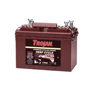 Trojan SCS200 12V 115Ah Group 27 Deep Cycle Battery