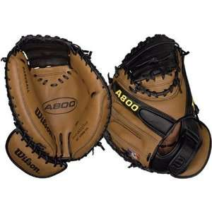 Wilson A800 Series Baseball Catchers Mitt (32 Inch, Right Handed