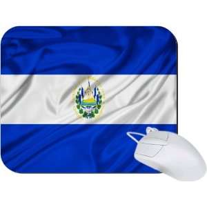 Rikki Knight El Salvador Flag Mouse Pad Mousepad   Ideal Gift for all