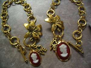 Big Sister Little Sister or Mother Daughter Bracelets