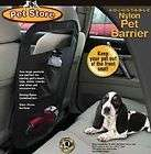 Pet Barrier Blocks Dogs Access To Car Front Seats Keeps In Back