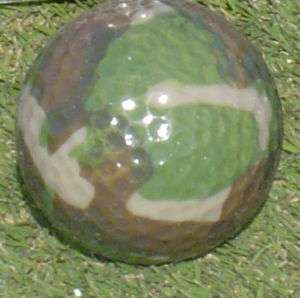 Camouflage Golf Ball. Camo, Camouflaged, gift, present