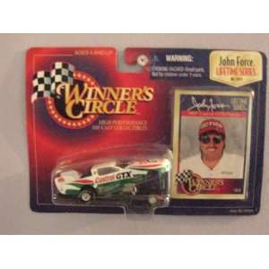 Force Lifetime Series 1997 Castrol GTX Pontiac #1 of 8 Toys & Games