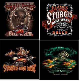 Mixed Sturgis BIKER Week Bandana BANDANAS Harley D