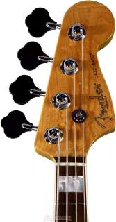 Fender Custom Shop Custom Classic Jazz Bass IV Special (White Blonde