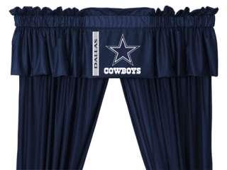 NFL DALLAS COWBOYS SL (9) Piece Comforter Bed Set