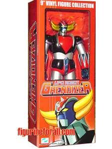 Grendizer Goldorak 9 inch tall UFOA Go Nagai NEW 24 cm