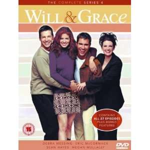 Will & Grace: Eric McCormack, Debra Messing, Megan