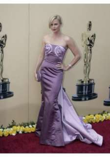 2011 Oscar/strapless/pure/full length/evening dress/formal dress/ALL
