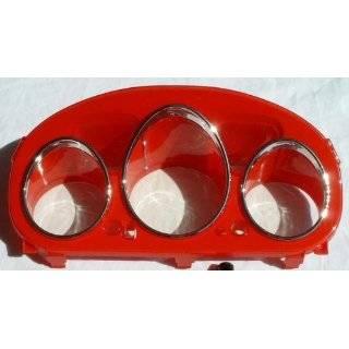 96 97 98 99 00 Honda Civic SI EX LX White Face Glow Gauges