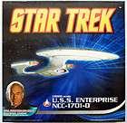 STAR TREK USS ENTERPRISE 1701 D Prop Replica 1/2000 Scale 12 LED