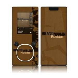 Music Skins MS BN10166 Microsoft Zune  4 8GB  Brand Nubian