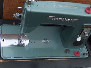Vintage Brother Sewing Machine Heavy Duty Straight Stitch