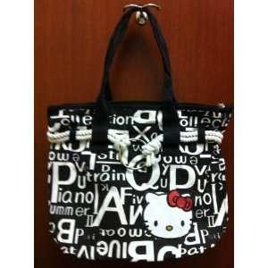 Hello Kitty Clutch Shoulder Bag Handbag Tote Everything