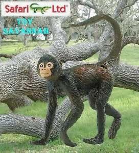 SAFARI LTD. Wild Life SPIDER MONKEY Replica 291629 NEW
