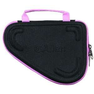 Pistol Case for Compact .22, .25 and .380 Caliber Semi Auto Pistol