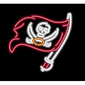 Tampa Bay Bucs Buccaneers Official NFL Bar/Club Neon Light