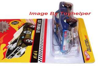 Hotwheels Car 67 Pontiac GTO #1 Goat Redline Drag Race