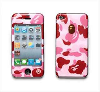 Bathing Ape Gizmobies iPhone 4 Bape Skin style/B