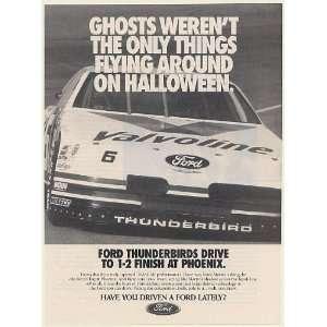 1993 NASCAR Mark Martin Wins Phoenix Ford Thunderbird