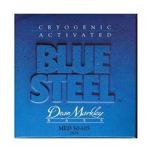 Dean Markley 2676 Blue Steel MED Electric Bass 4 String