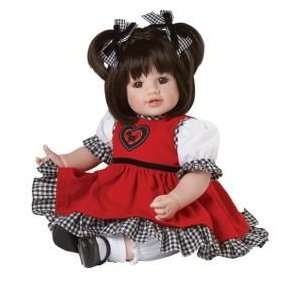 Little Scottie 21 Inch Adora Doll: Toys & Games