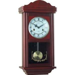 Kassel 31 Day Wood Wall Clock