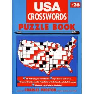 The USA Today Crossword Puzzle Book 26 (9780399525193