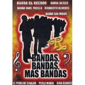 BANDAS BANDAS MAS BANDAS Movies & TV