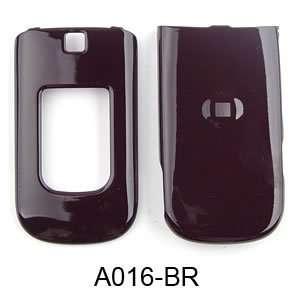 Nokia 6350 Honey Dark Brown Hard Case/Cover/Faceplate/Snap