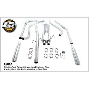 MagnaFlow Performance Exhaust Kits   2008 Dodge Ram 1500 Short 5.7L V8