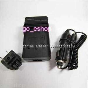 Battery Charger for Nikon COOLPIX S3000 Digital Camera