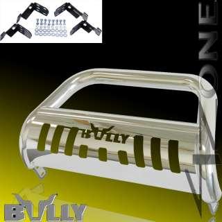 DODGE RAM 1500 BUMPER GRILLE GUARD LIGHT PUSH BULL BAR W/SKID PLATE