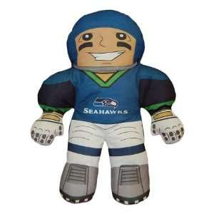 Seattle Seahawks Football Player Rush Pillow Sports & Outdoors