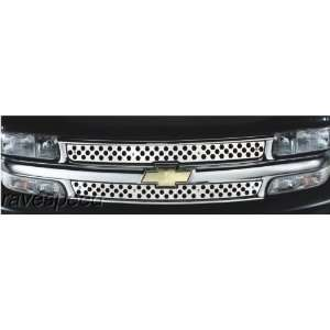 Chevy Suburban BULLY Stainless Steel Grille Inserts Grille